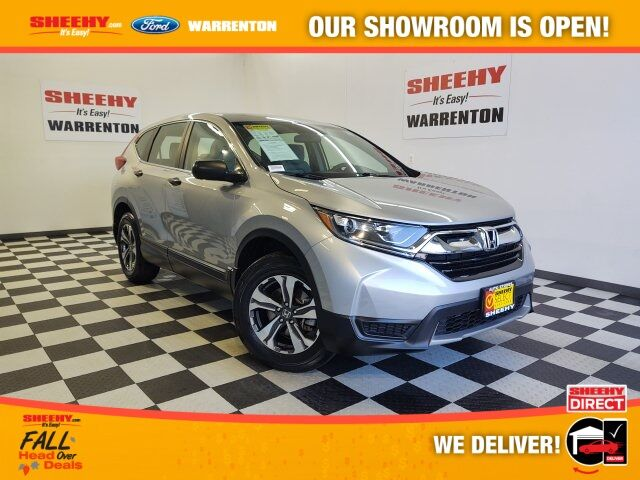 2018 Honda CR-V LX Warrenton VA