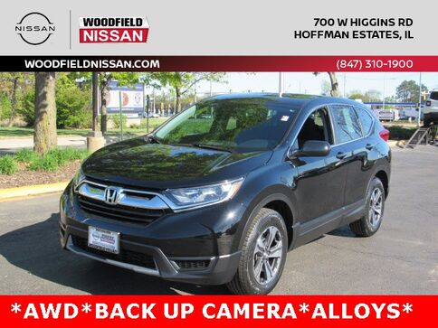 2018_Honda_CR-V_LX_ Hoffman Estates IL