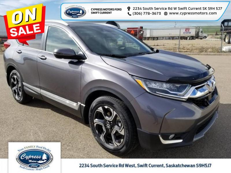 2018 Honda CR-V Touring AWD  - Navigation -  Sunroof - $255 B/W Swift Current SK