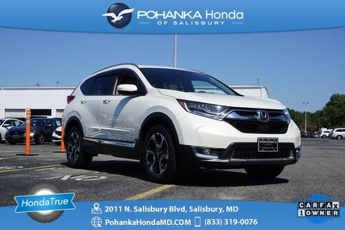 2018_Honda_CR-V_Touring AWD ** Honda True Certified 7 Year / 100,000  **_ Salisbury MD