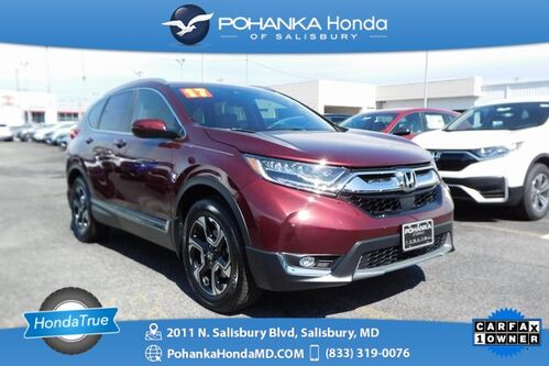 2018_Honda_CR-V_Touring AWD NAVI ** Honda True Certified 7 Year/100,000  *_ Salisbury MD
