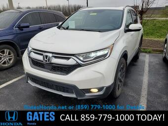 2018_Honda_CR-V_Touring AWD_ Richmond KY