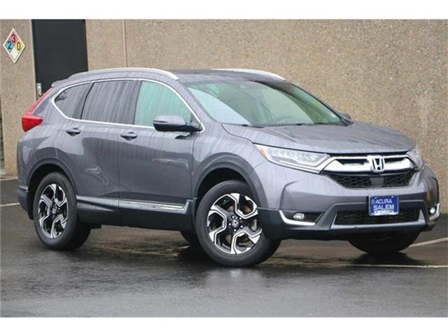 2018 Honda CR-V Touring All-wheel Drive Salem OR