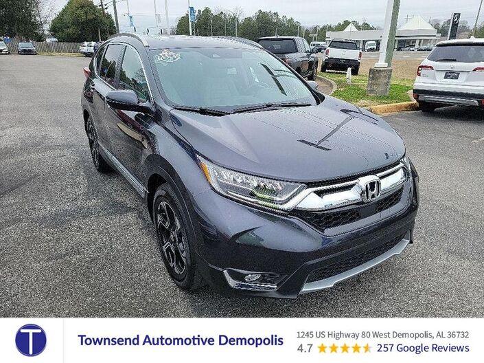 2018 Honda CR-V Touring Demopolis AL