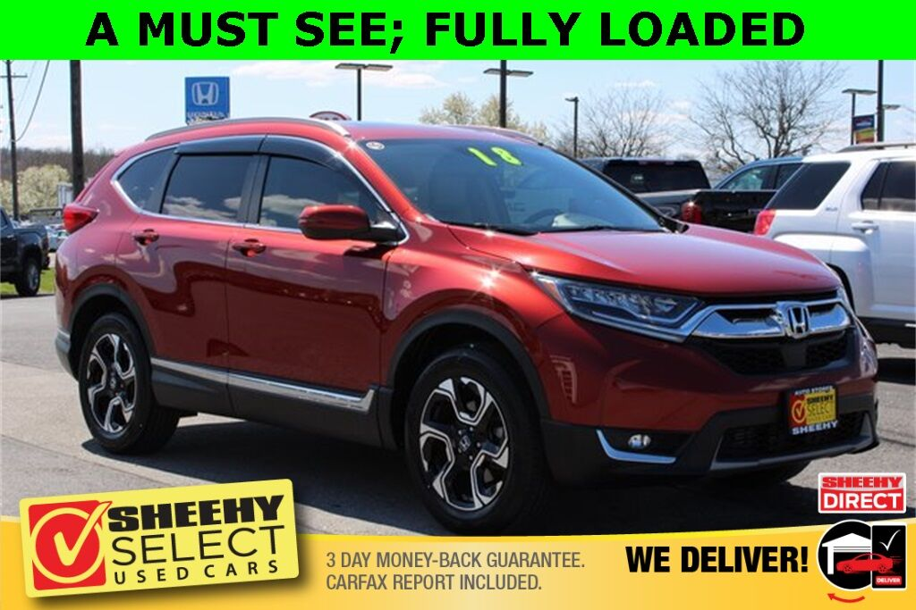 2018 Honda CR-V Touring Hagerstown MD
