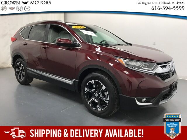 2018 Honda CR-V Touring Holland MI