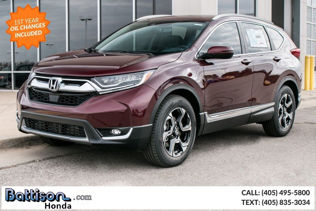 2018_Honda_CR-V_Touring_ Oklahoma City OK