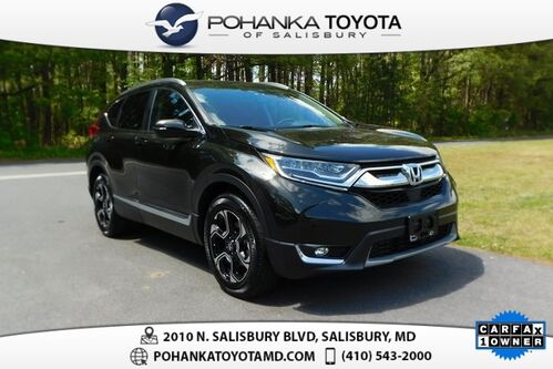 2018_Honda_CR-V_Touring_ Salisbury MD
