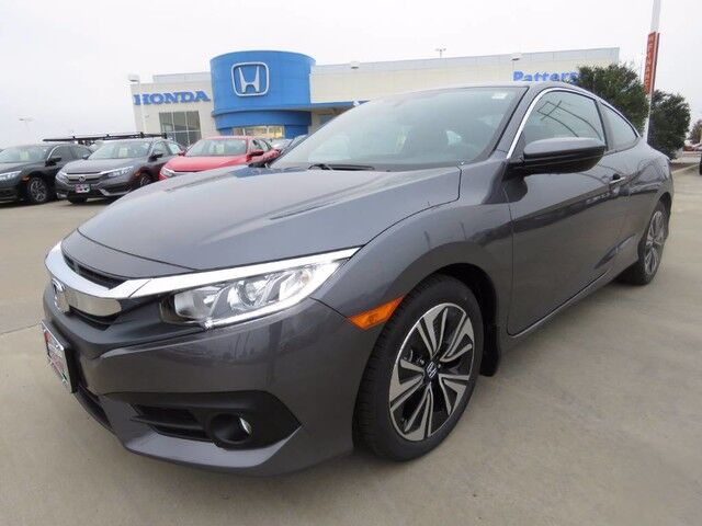 2018 Honda Civic Coupe EX-L Wichita Falls TX