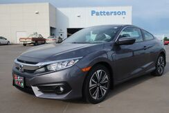 2018_Honda_Civic Coupe_EX-L_ Wichita Falls TX