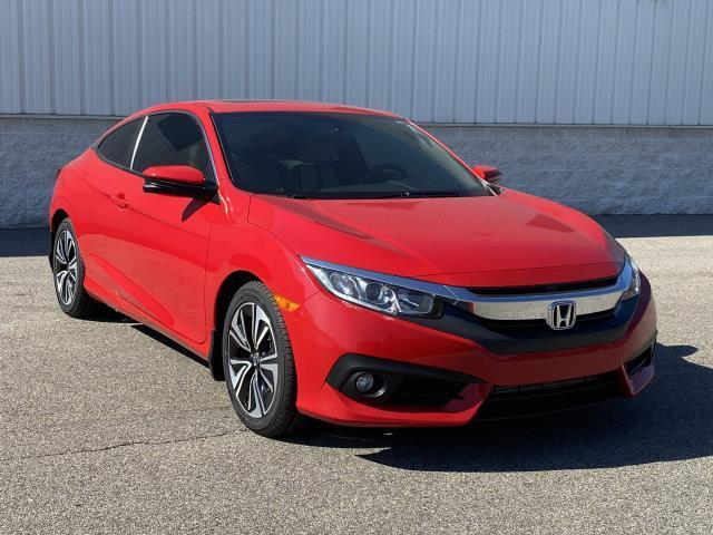 2018 Honda Civic Coupe EX-T CVT Muskegon MI