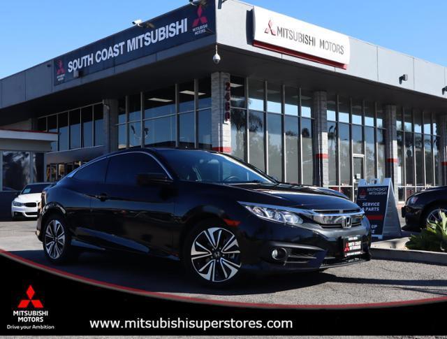 2018 Honda Civic Coupe EX-T Costa Mesa CA