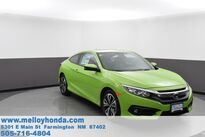 Honda Civic Coupe EX-T 2018