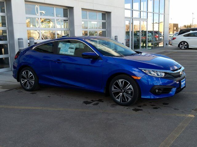 2018 Honda Civic Coupe EX-T MT Green Bay WI