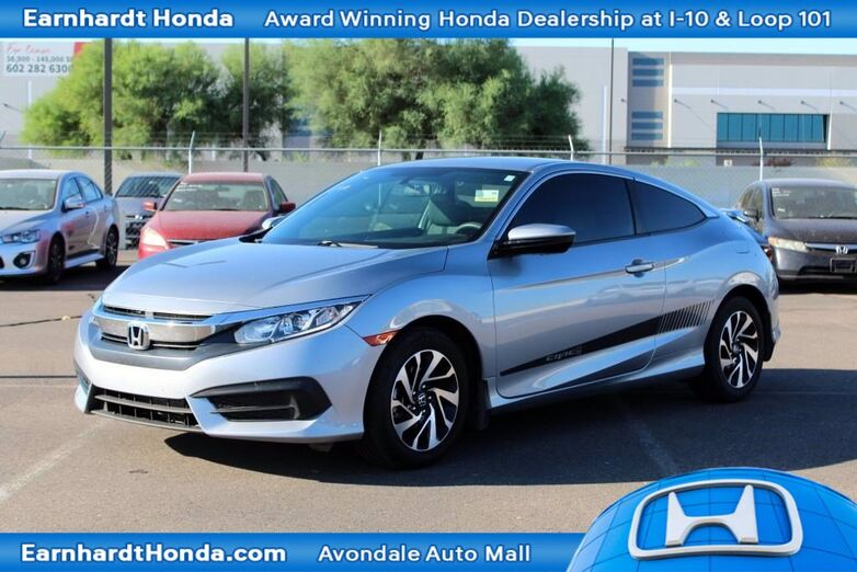 2018 Honda Civic Coupe LX Avondale AZ