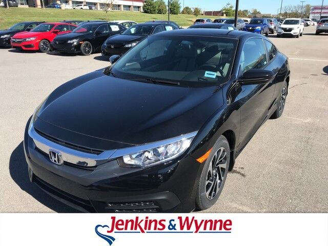 2018 Honda Civic Coupe LX Manual Clarksville TN