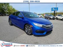 2018_Honda_Civic Coupe_LX-P_ Asheboro NC