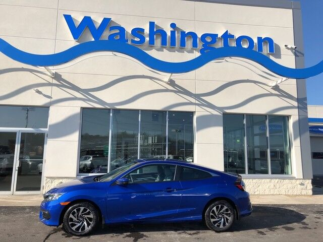 2018 Honda Civic Coupe LX-P CVT Washington PA