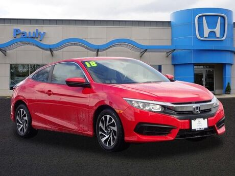 2018 Honda Civic Coupe LX-P Libertyville IL