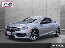 2018_Honda_Civic Coupe_LX_ San Jose CA