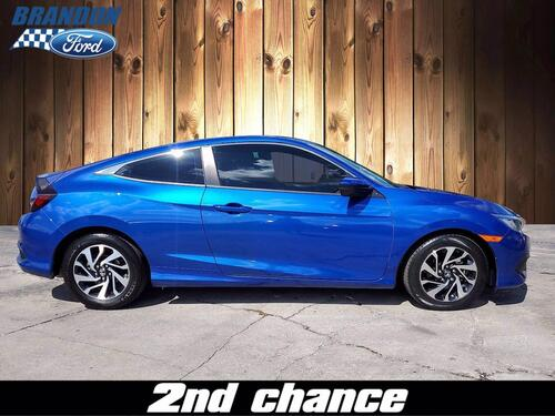 2018 Honda Civic Coupe LX Tampa FL