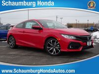 Honda Civic Coupe Si 2018