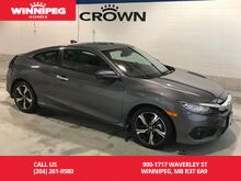 2018_Honda_Civic Coupe_Touring/Manager special/Only 1000 kms/ Fully loaded_ Winnipeg MB