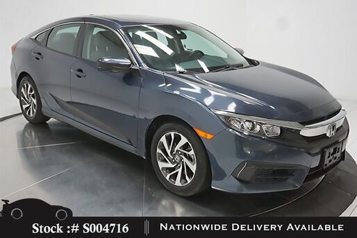 2018_Honda_Civic_EX BACK-UP CAMERA,SUNROOF,16IN WLS_ Plano TX