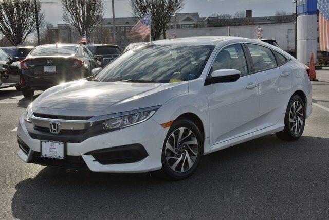 2018 Honda Civic EX Bay Shore NY