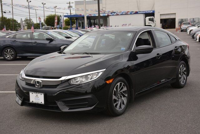 2018 Honda Civic EX Bay Shore NY