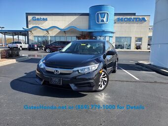 2018_Honda_Civic_EX CVT_ Richmond KY