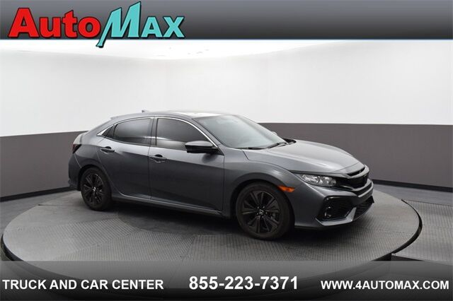 2018 Honda Civic EX Farmington NM