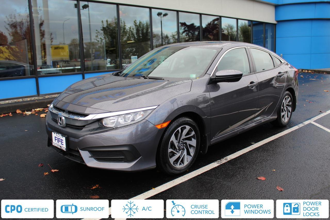 2018 Honda Civic EX Fife WA