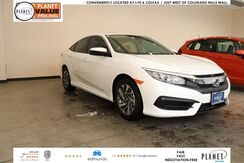 2018 Honda Civic EX Golden CO