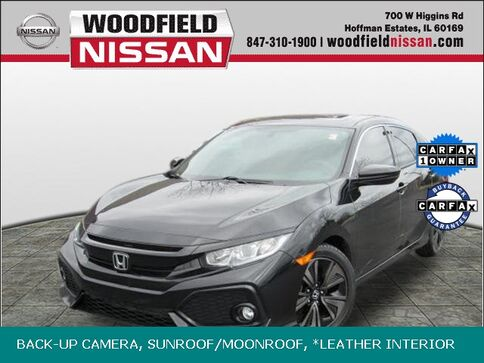 2018_Honda_Civic_EX_ Hoffman Estates IL