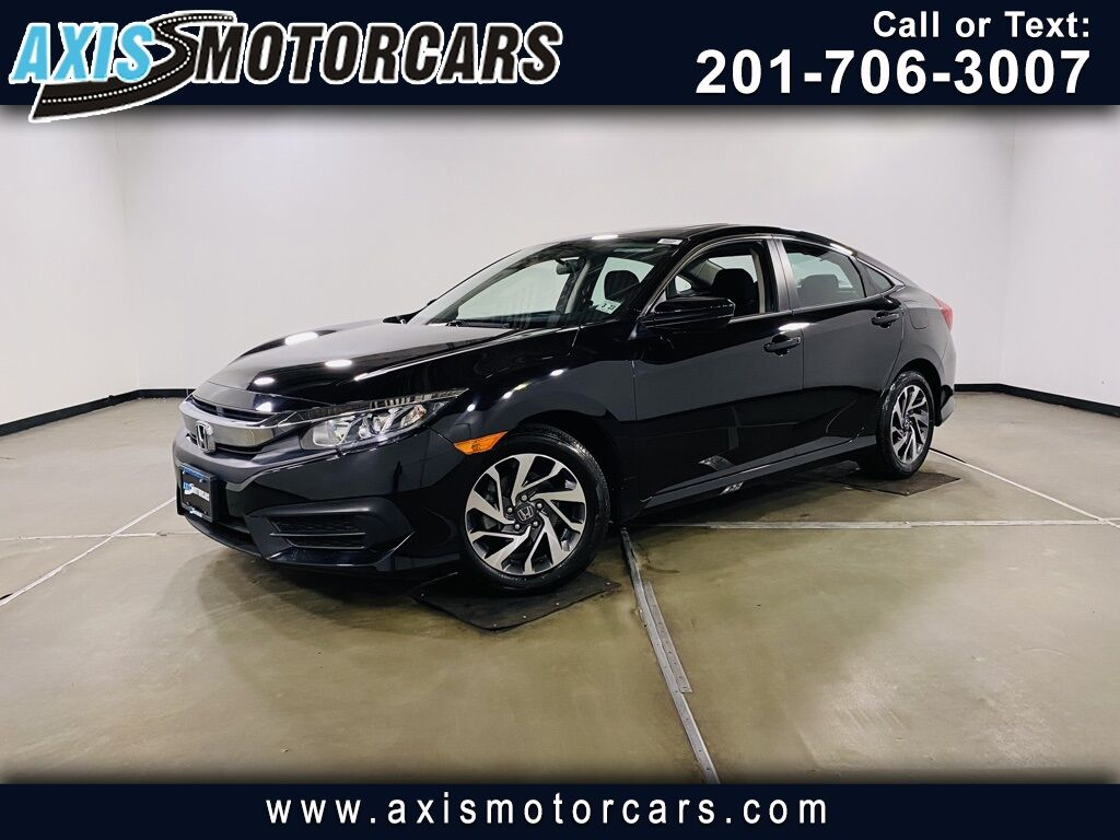 2018 Honda Civic EX Jersey City NJ