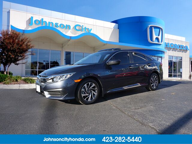 2018 Honda Civic EX Johnson City TN