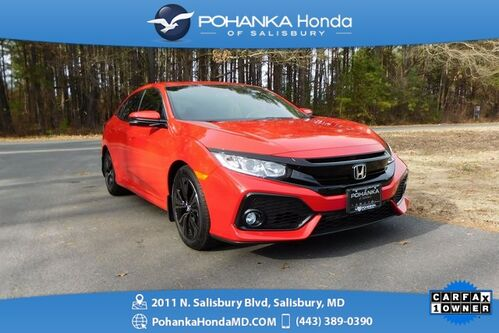 2018_Honda_Civic_EX-L HB Navi ** Honda True Certified 7 Year/100,000  **_ Salisbury MD
