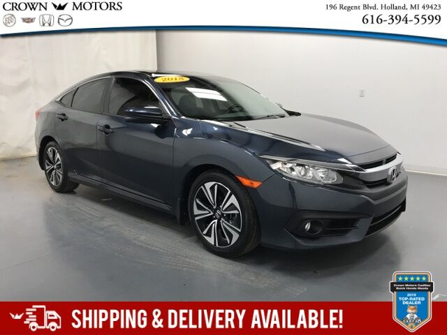 2018 Honda Civic EX-L Holland MI