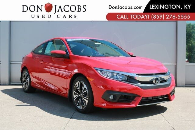 2018 Honda Civic EX-L Lexington KY