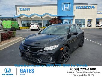 2018_Honda_Civic_EX-L_ Richmond KY