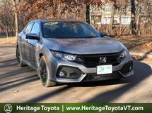 2018 Honda Civic EX-L South Burlington VT