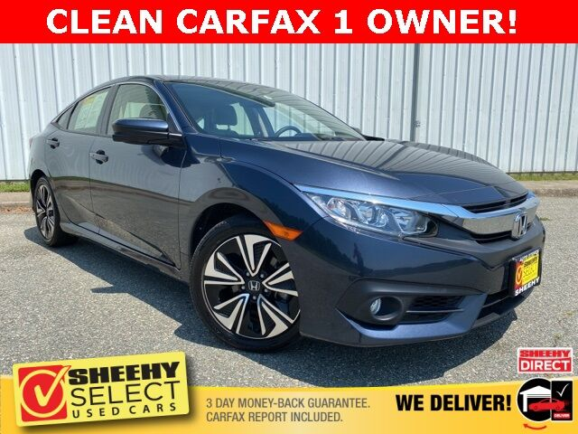2018 Honda Civic EX-L Richmond VA