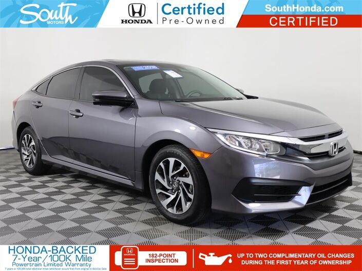 2018 Honda Civic EX Miami FL