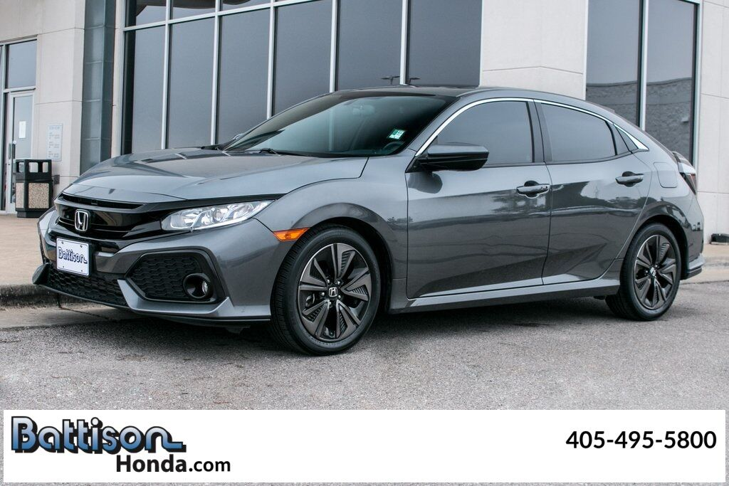 2018 Honda Civic EX Oklahoma City OK
