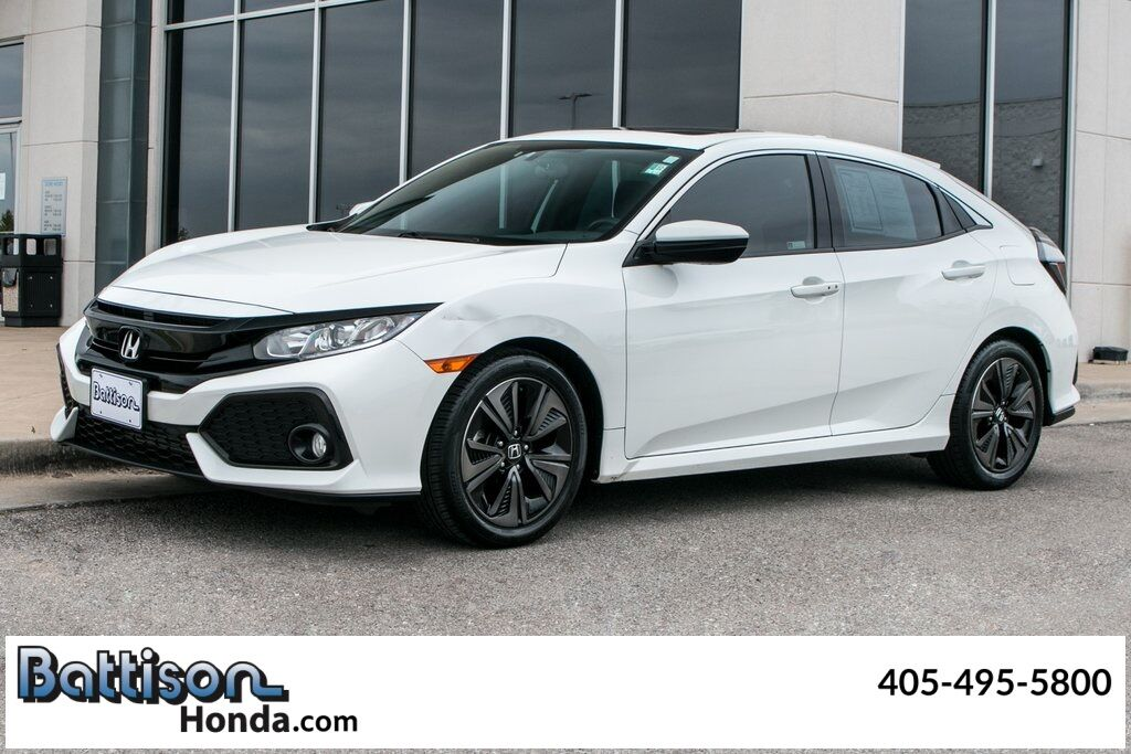 2018_Honda_Civic_EX_ Oklahoma City OK