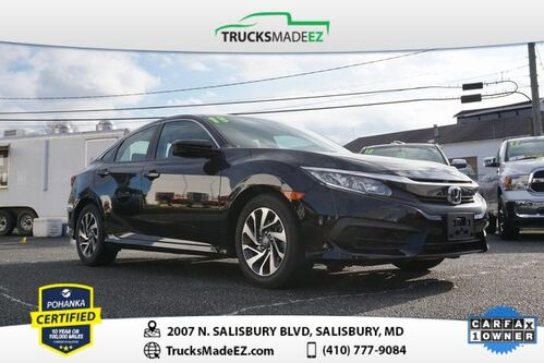 2018_Honda_Civic_EX_ Salisbury MD