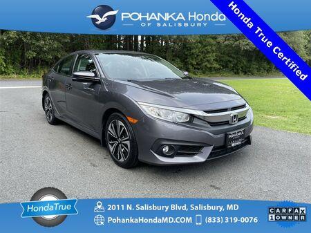 2018_Honda_Civic_EX-T | 6SPD Manual | Honda True Certified **_ Salisbury MD