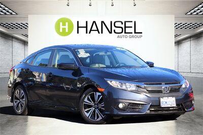 2018_Honda_Civic_EX-T_ Santa Rosa CA
