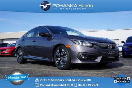 2018_Honda_Civic_EX-T ** Honda True Certified 7 Year / 100,000  **_ Salisbury MD